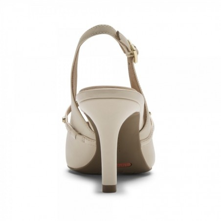 Total Motion 75 Pointy Toe Stud Sling